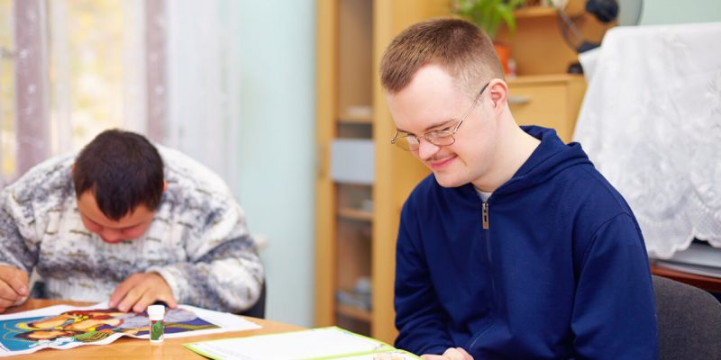 learning disability test for adults