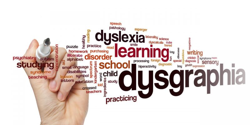 dysgraphia treatment