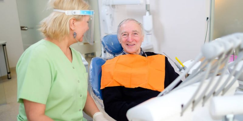 Providing Dental Care For Disabled Veterans