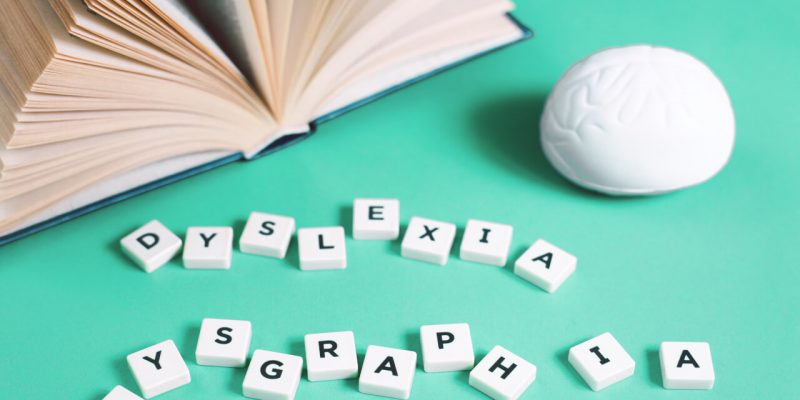 dysgraphia and dyslexia