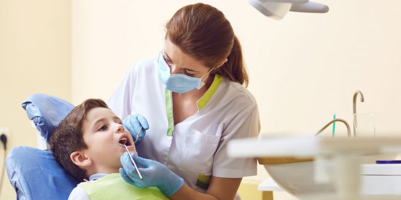 dentist for special needs child