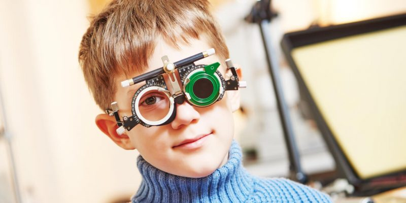 astigmatism in children