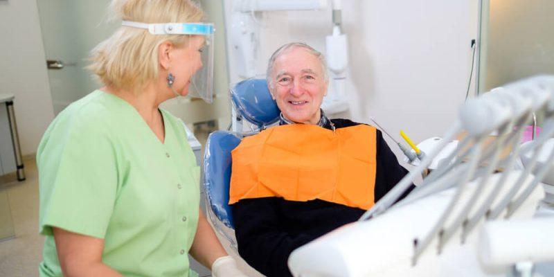 Providing Dental Care For Disabled Veterans